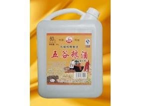 五谷粮酒4L