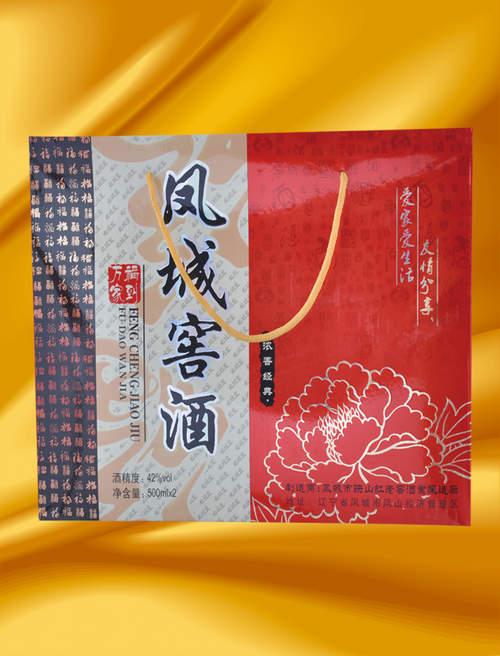 凤城窖酒礼盒