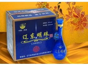 辽东明珠蓝瓶