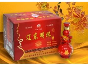 辽东明珠红瓶